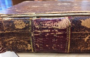 "The spine of Thomas Jefferson's ""Notes on the State of Virginia"""